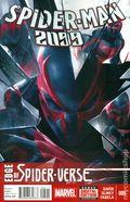 Spider-Man 2099 (2014 2nd Series) 5A