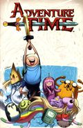 Adventure Time TPB (2012-Present KaBoom) 3-REP