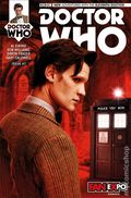 Doctor Who The Eleventh Doctor (2014 Titan) 1FANEXPO