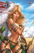 Grimm Fairy Tales Robyn Hood (2012 Zenescope 1st Series) 1NYCC