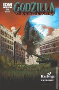 Godzilla Cataclysm (2014 IDW) 1RE.HAST