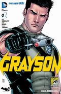 Grayson (2014 DC) 1SDCC