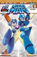 Mega Man (2011 Archie) 37SDCC
