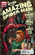 Amazing Spider-Man (2014 3rd Series) 1DHERO