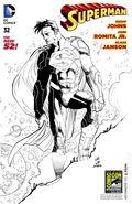 Superman (2011 3rd Series) 32SDCC