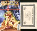 Battlestar Galactica (2013 Dynamite) 3A.DF.SIGNED