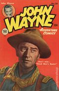 John Wayne Adventure Comics (1949-1955 Toby Press) 28