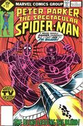 Spectacular Spider-Man (1976 1st Series) Whitman Variants 27