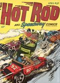 Hot Rod and Speedway Comics (1952) 5
