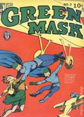 Green Mask Vol. 1 (1940) 3