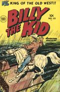 Billy the Kid Adventure Magazine (1950) 20