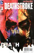 Deathstroke (2014 DC 2nd Series) 1B