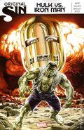Original Sin Hulk vs. Iron Man TPB (2014 Marvel) 1-1ST