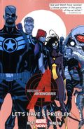 Secret Avengers TPB (2014-2015 Marvel NOW) By Ales Kot 1-1ST