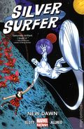 Silver Surfer TPB (2014-2017 Marvel NOW) 1-1ST