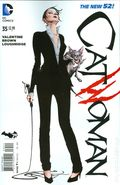 Catwoman (2011 4th Series) 35A