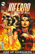 Grimm Fairy Tales Inferno Rings of Hell (2014 Zenescope) 3B