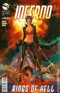 Grimm Fairy Tales Inferno Rings of Hell (2014 Zenescope) 3C