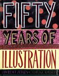 Fifty Years of Illustrations HC (2014 Chronicle Books) 1-1ST