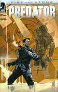 Predator Fire and Stone (2014 Dark Horse) 1B