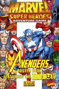 Marvel Super Heroes Adventure Games SC (1998-1999 TSR) RB2-1ST