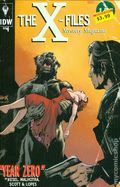 X-Files Year Zero (2014 IDW) 4SUB