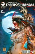 Grimm Fairy Tales Dark Shaman (2014 Zenescope) 1A