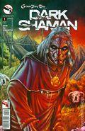 Grimm Fairy Tales Dark Shaman (2014 Zenescope) 1B