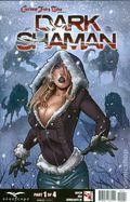 Grimm Fairy Tales Dark Shaman (2014 Zenescope) 1C