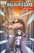 Dungeons and Dragons Legends of Baldur's Gate (2014 IDW) 1SUB