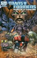 Transformers (2012 IDW) Robots In Disguise 34RI