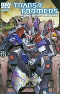 Transformers (2012 IDW) Robots In Disguise 34