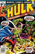 Incredible Hulk (1962-1999 1st Series) Mark Jewelers 210MJ