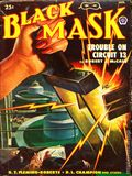 Black Mask (1920-1951 Pro-Distributors/Popular) Black Mask Detective Pulp Jan 1949