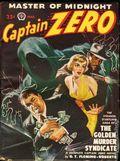Captain Zero (1949 Pulp) Volume 1, Issue 3