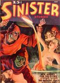 Sinister Stories (1940 Popular Publications) Pulp Vol. 1 #3