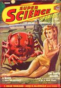 Super Science Stories (1942 Pulp) Canadian Edition Vol. 5 #2