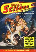 Super Science Stories (1942 Pulp) Canadian Edition Vol. 6 #3