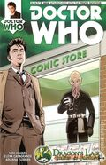 Doctor Who The Tenth Doctor (2014 Titan) 1RE.DRAGONS