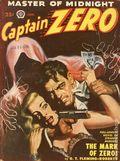 Captain Zero (1949-1950 Popular) Pulp Vol. 1 #2