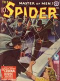 Spider (1933-1943 Popular Publications) Pulp Aug 1943