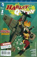 Harley Quinn (2013) Annual 1D