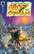 Groo vs. Conan (2014 Dark Horse) 4