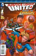 Justice League United (2014 DC) Annual 1