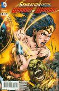 Sensation Comics Featuring Wonder Woman (2014) 3