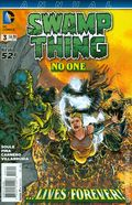 Swamp Thing (2011 5th Series) Annual 3