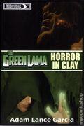 Green Lama: Horror in Clay SC (2014 Moonstone Novel) 1-1ST