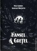 Hansel and Gretel HC (2014 Toon Books) By Neil Gaiman 1-1ST