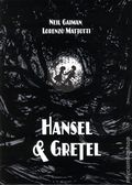 Hansel and Gretel HC (2014 Toon Books) Deluxe Edition By Neil Gaiman 1-1ST