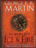 World of Ice and Fire HC (2014 Bantam) The Untold History of Westeros and the Game of Thrones 1-1ST